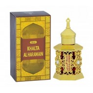 Al Haramain Khaltat Gold Attar- 12ml