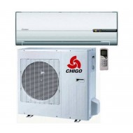 CHIGO split air conditioner - 1 ton