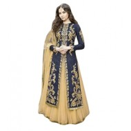 Women's Indian Designer High Quality Georgette Embroidery Gown Replica BBE D.No-289