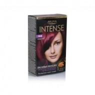 Aroma Intense Permanent Hair Color Cream - No. 6.6 Deep Red - 50ml