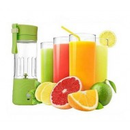 Portable Rechargeable Smoothie Blender - Multicolor