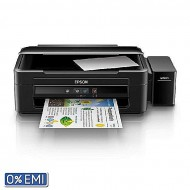 Epson Epson L380 Ink Tank Printer - Black