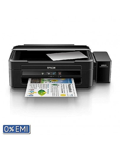 Epson L380 Ink Tank Printer - Black