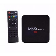 MAXQ pro Android TV Box with remote control
