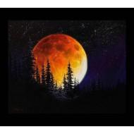 Canvas Painting Forest