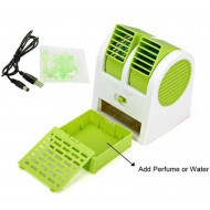 Mini Air Conditioner Perfume USB Fan