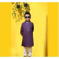 Stylish Embroidery Punjabi for Kids - 1002