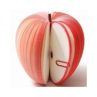 Apple Shaped Note Pad