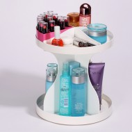 Fashion Rotating cosmetic box for Skincare