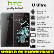 HTC U Ultra 4GB RAM 64GB ROM Quad Core  a32886866928