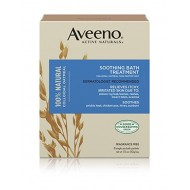 Aveeno Soothing Bath Treatment For Itchy, Irritated Skin – 8 pcs