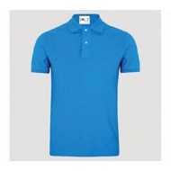 Solid Color Polo Shirt for Men