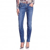 UG Collection Navy Blue Denim Jeans Pant for Women