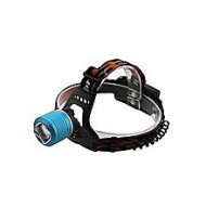 As Seen On Rechargeable LED Head Lamp - Black and Blue