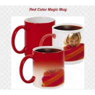 Customized Photo Printed Red Magic [aj382809]