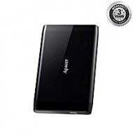 Apacer Apacer AC235 Superspeed USB3.1 1TB Portable Hard Drive - Black