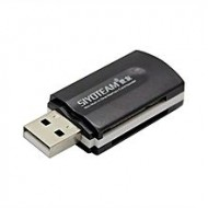 Siyoteam SY-596 Card Reader - Black and White
