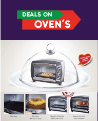 Ovens in Bangladesh